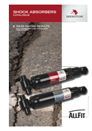 AllFit Shock Absorbers 6-17